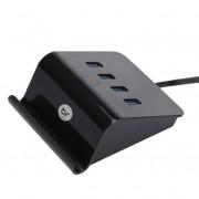 Hub de Mesa USB Bright, 4 Portas USB 2.0 - 0550