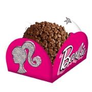 Porta Forminha para Doces Festa Barbie - 40 Unidades - Festcolor