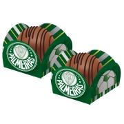 Porta Forminha para Doces Festa Palmeiras - 40 unidades - Festcolor