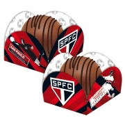 Porta Forminha para Doces Festa São Paulo - 40 unidades - Festcolor