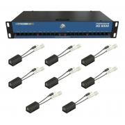 Power Balun Hd 8000 19 8 Canais Onix Security