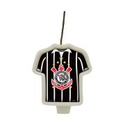 Vela Camisa Festa Corinthians - 01 unidade - Festcolor