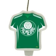 Vela Camisa Festa Palmeiras - 01 unidade - Festcolor
