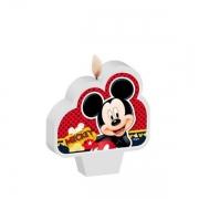 Vela Festa Mickey - 01 unidade - Regina