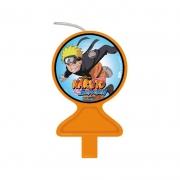 Vela Festa Naruto - 01 unidade - Festcolor