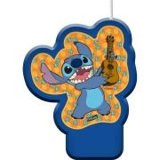 Vela Plana Festa Stitch - 01 Unidade - Festcolor