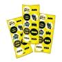 Adesivo Redondo Festa Batman - 30 unidades - Festcolor