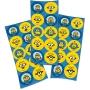 Adesivo Redondo Festa Minions - 30 unidades - Festcolor