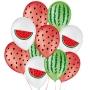 Balão de Festa Decorado Melancia - Sortido 9