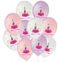 Balão de Festa Decorado Unicórnio Charm - Sortido 9