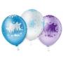 Balão de Festa Estampado Castelo de Neve - 10