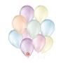 Balão de Festa Látex Cristal Baby - Cores - 9