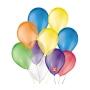 Balão de Festa Látex Cristal - Cores - 9