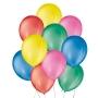 Balão de Festa Látex Liso - Cores - 5