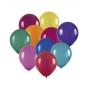 Balão de Festa Redondo Profissional Látex Cristal - Cores - 9