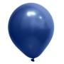 Balão de Festa Redondo Profissional Látex Cromado - Cores - 9