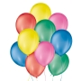 Balão de Festa Látex Liso - Cores - 9