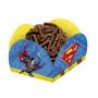 Porta Forminha para Doces Festa Superman - 40 unidades - Festcolor