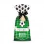 Sacolinha para Lembrancinha Festa Futebol - 8 unidades - Cromus