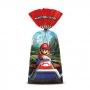 Sacolinha para Lembrancinha Festa Mario Kart - 8 unidades - Cromus