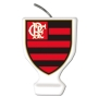 Vela Emblema Festa Flamengo - 01 unidade - Festcolor