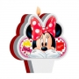 Vela Festa Minnie - 01 unidade - Regina