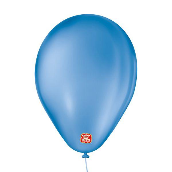 """Balão de Festa Basic - Cores - 6,5"""" 16,5cm - 50 Unidades"""