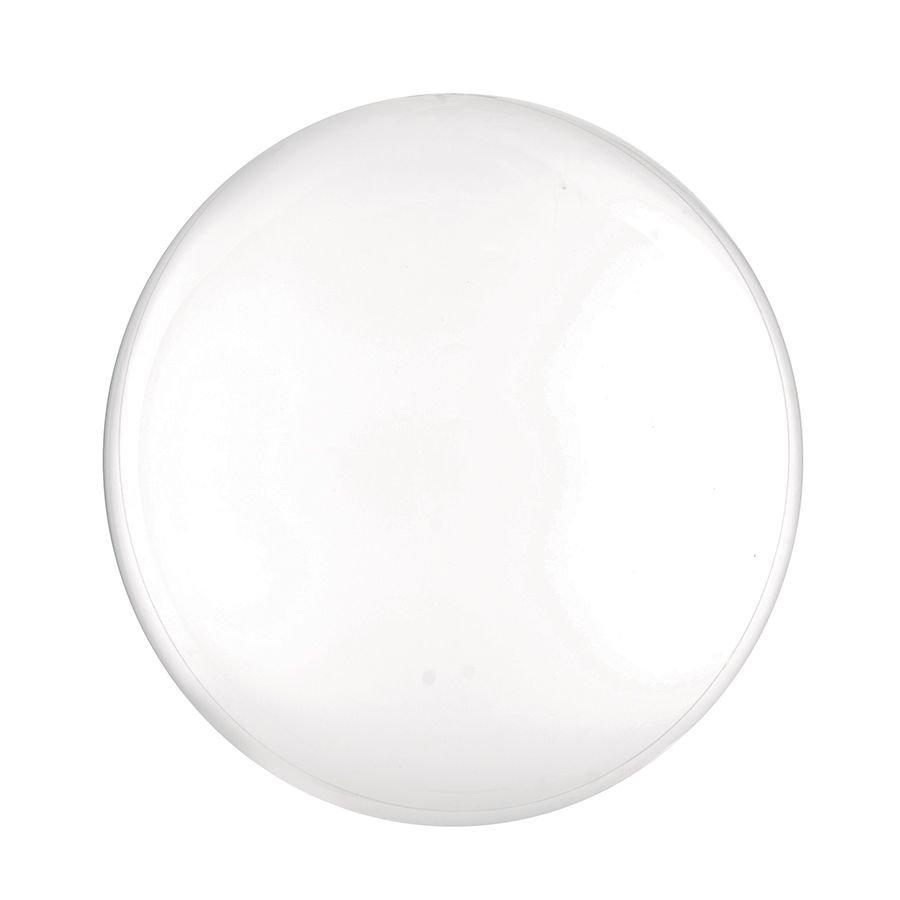 """Balão de Festa Bubble 36"""" 91cm - Transparente - 01 Unidade - Cromus"""