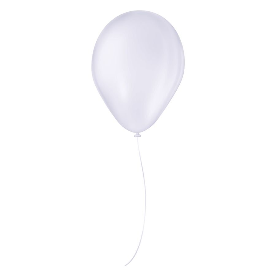 """Balão de Festa Látex Candy Colors - 5"""" 12cm - 25 Unidades"""
