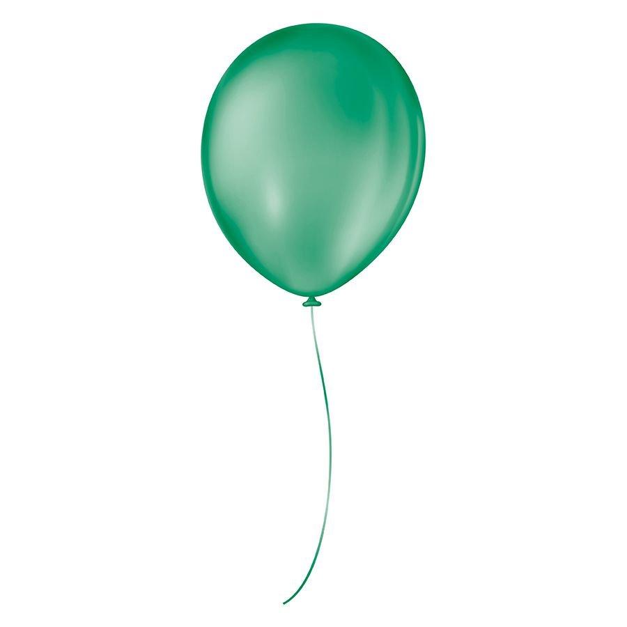 """Balão de Festa Látex Liso - Cores - 11"""" 28cm - 50 Unidades"""