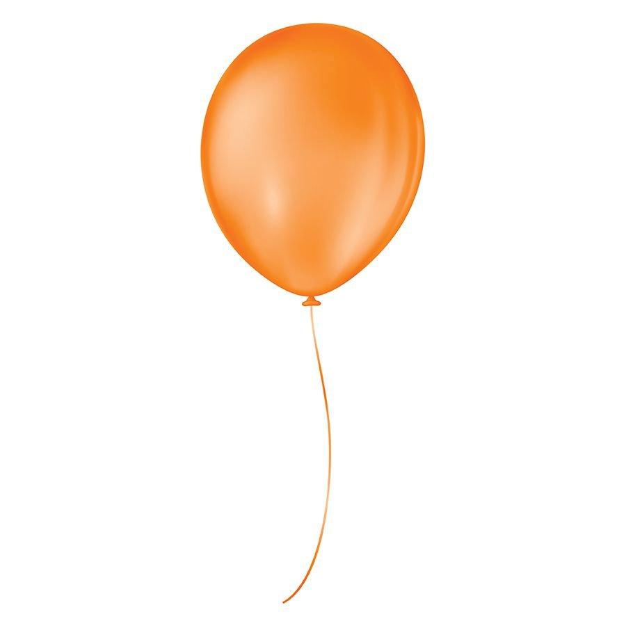 """Balão de Festa Látex Liso - Cores - 5"""" 12cm - 50 Unidades"""