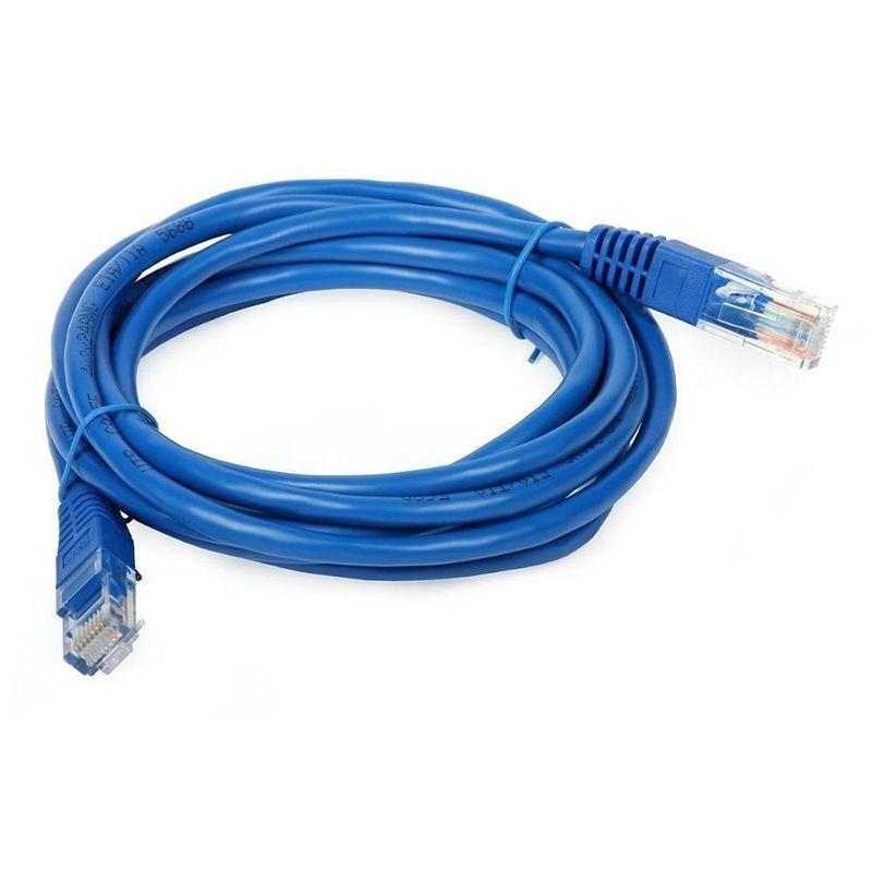 Cabo De Rede New Link Cb202 Rj45 Cat6 - 3m - Azul