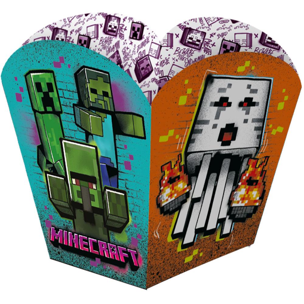 Cachepot Festa Minecraft - 04 unidades - Regina