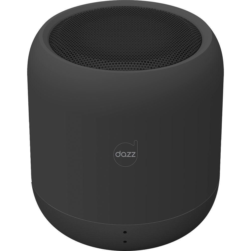 Caixa de Som Bluetooth Fun 3w Preta Dazz