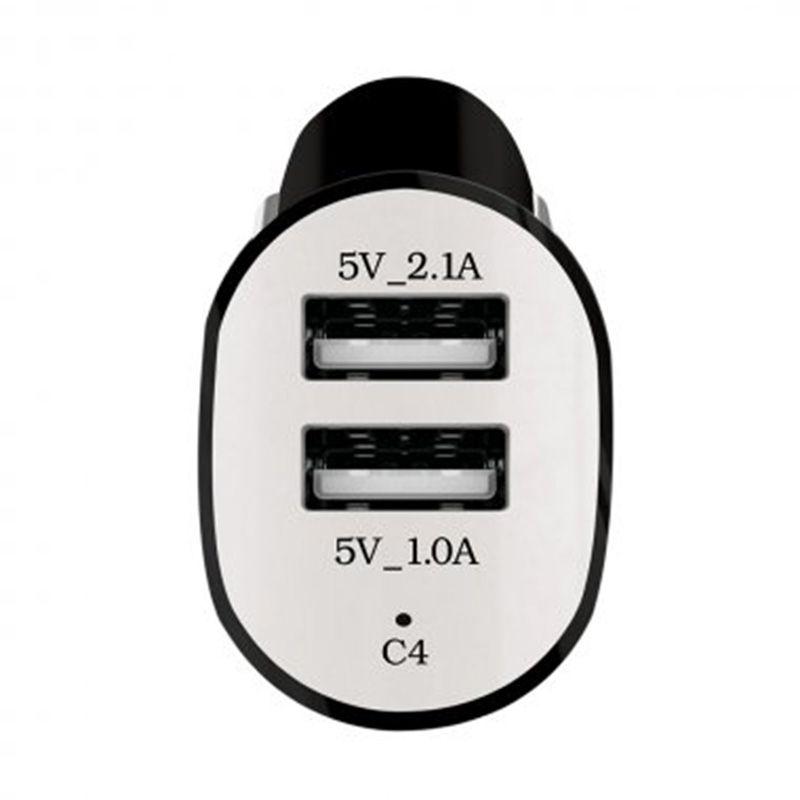 Carregador Automotivo 2 Portas USB - Bright - 0428
