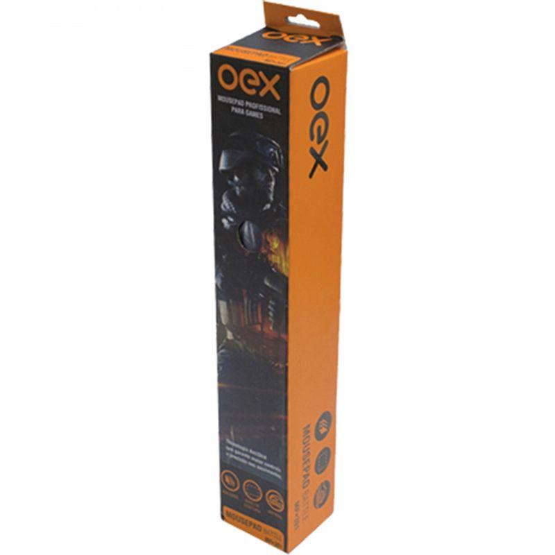 Mousepad Gamer Battle Profissional - OEX MP301
