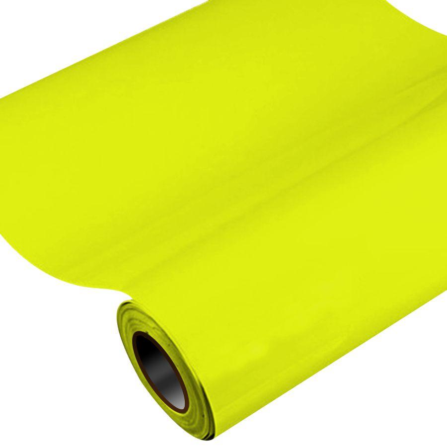 Vinil Adesivo Neon 1m x 30cm - 01 Unidade