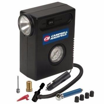 39935265f7dbb Mini Compressor De Ar 12v 150psi Pneu Carro Bola + Lanterna - Pieforte