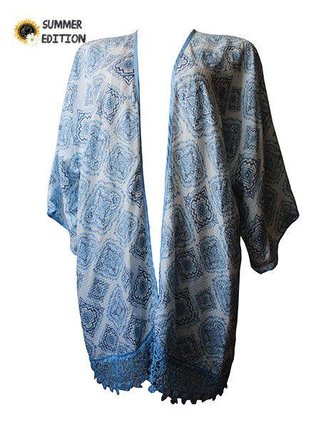 Kimono ocean