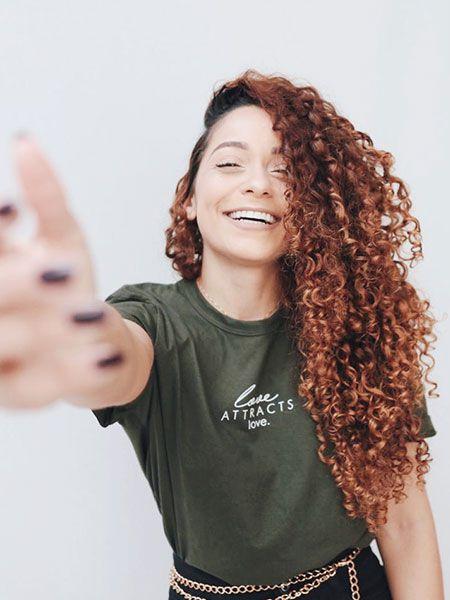 T-shirt Letícia