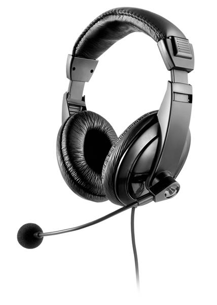 Fone Com Microfone Profissional Giant P2