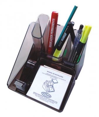 Porta Objetos Com Suporte Para Fita Adesiva
