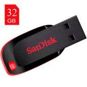 Pen Drive 32 GB Sandisk Cruzer Blade