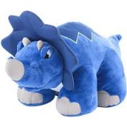 Pelúcia Dino Thunder Stompers Azul