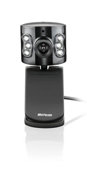 Webcam Plugeplay 1.3mp Mic Usb
