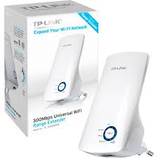 Repetidor Universal TP-Link Wi-Fi 300Mbps