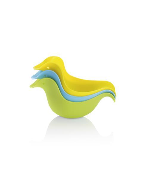 Patinhos Para Banho Quack Ducks 3 Pcs