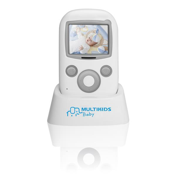 Babá Eletrônica Com Tela Baby View
