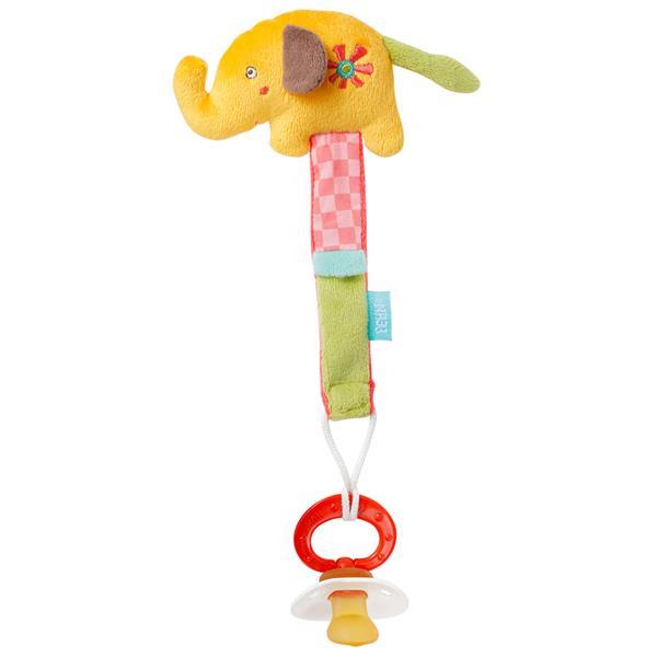 Baby Fehn - Prendedor De Chupeta Elefante