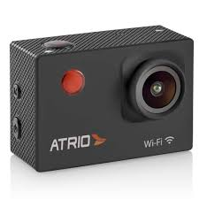 Câmera Filmadora Atrio Fullsport Cam 2.0, Full HD